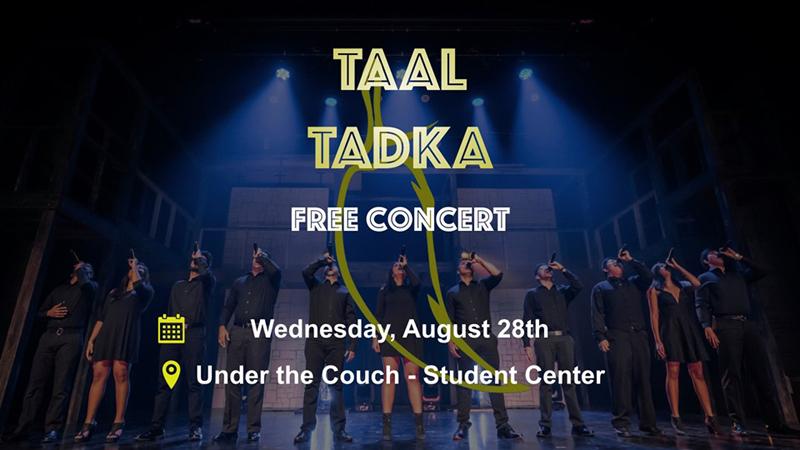 Taal Tadka Free Concert