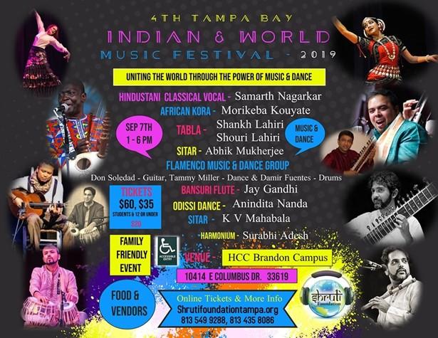 Indian & World Music Festival