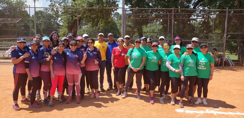 Vibha Champions Cricket Cup in Roswell