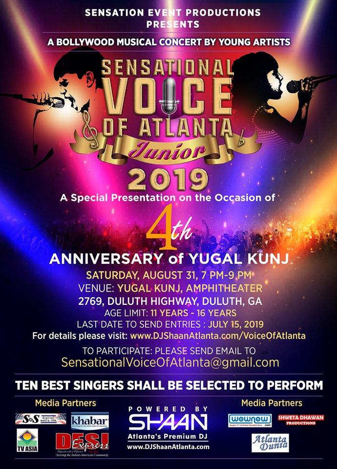 Voice of Atlanta-Juniors