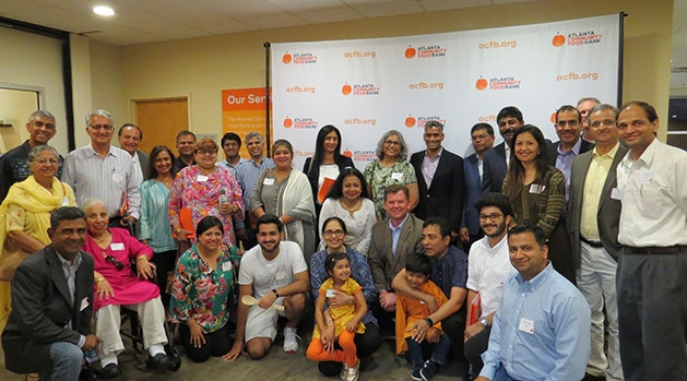 Volunteer with Hunger Mitao! In Atlanta Hosted by Indian American Council - Atlanta
