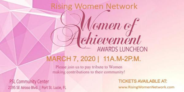 Women Of Achievement Awards in Port St. Lucie