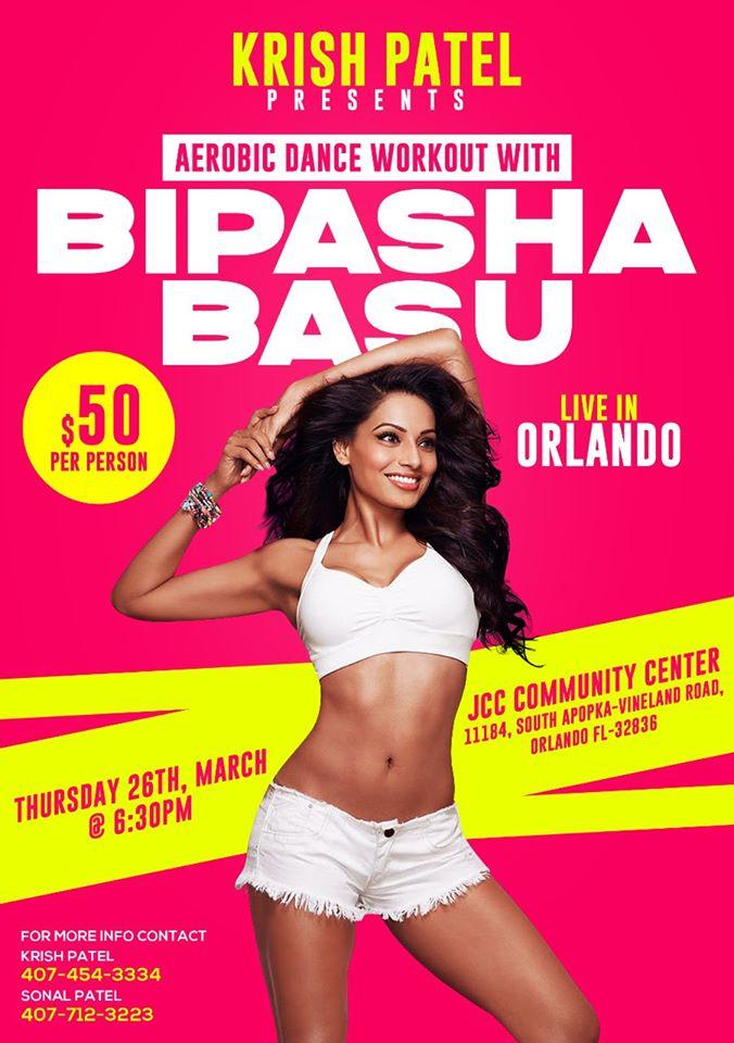Bipasha Basu Live in Orlando