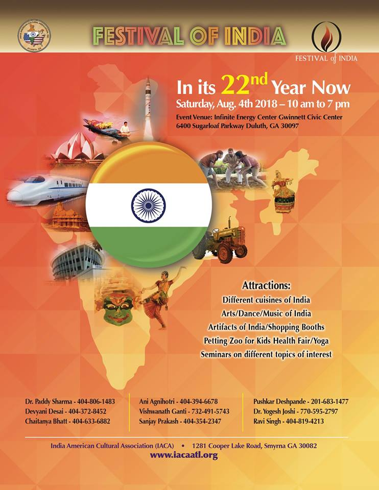 22nd Festival of India