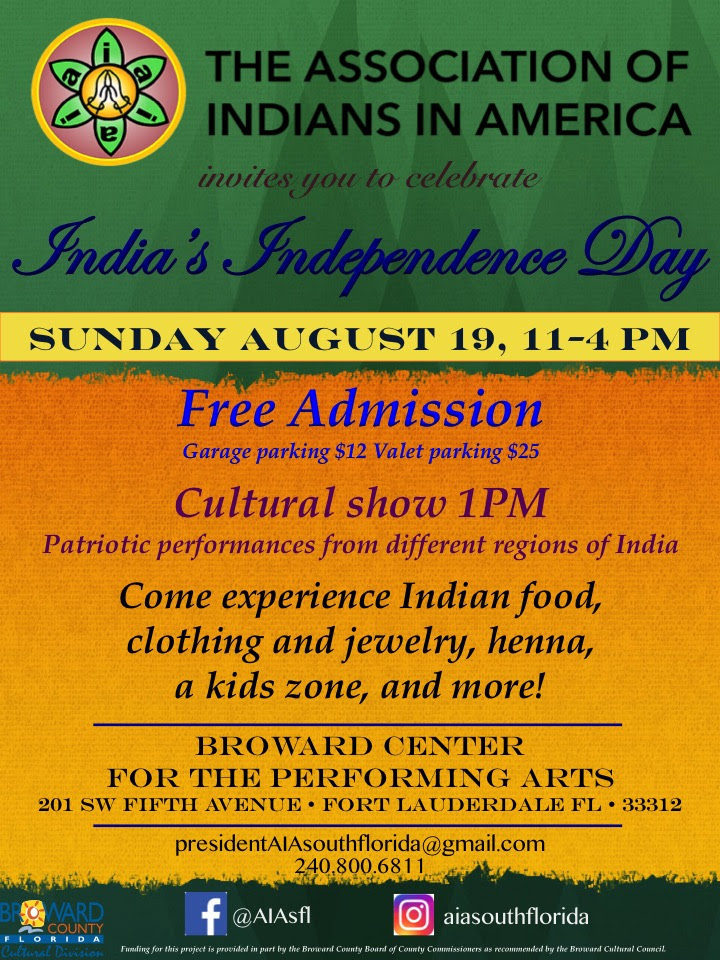 The Association of Indians in America