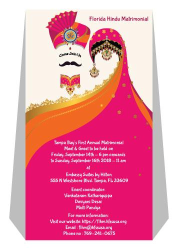 Tampa Bay's First Annual Matrimonial Meet & Greet