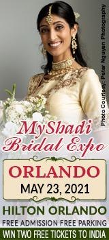 MyShadi Bridal Expo Orlando 2021