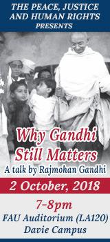 Why Gandhi Still Matter