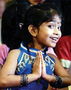 Hindu Children in the USA
