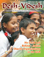 No Child Left Behind - Indian Charity Organizations in the USA