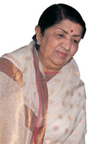 Lata Mangeshkar Presented With Highest Civilian Honor Of France