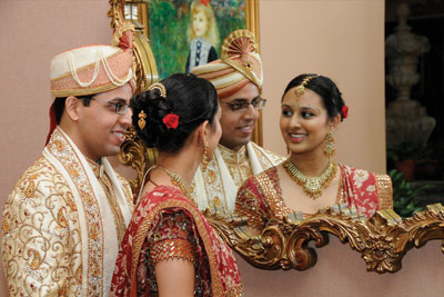 Christina Patel's Wedding Story