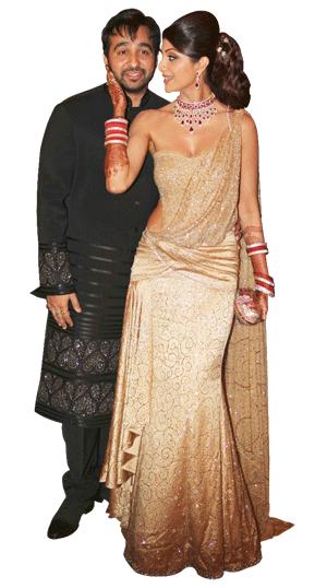 Shilpa-Raj wedding