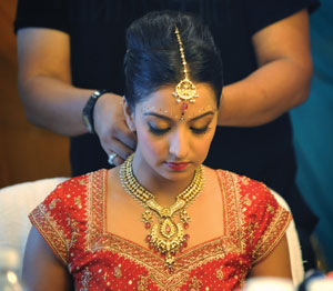 Soniya's Wedding Story