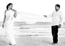 Pre Wedding Photoshoot of Vidya Maharaj