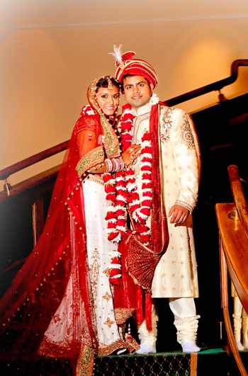Christina Patel's Wedding Story