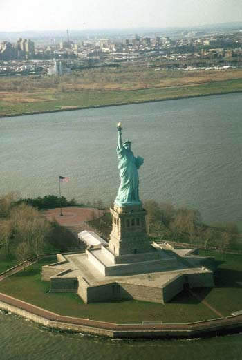 US Immigration - Statue of Liberty