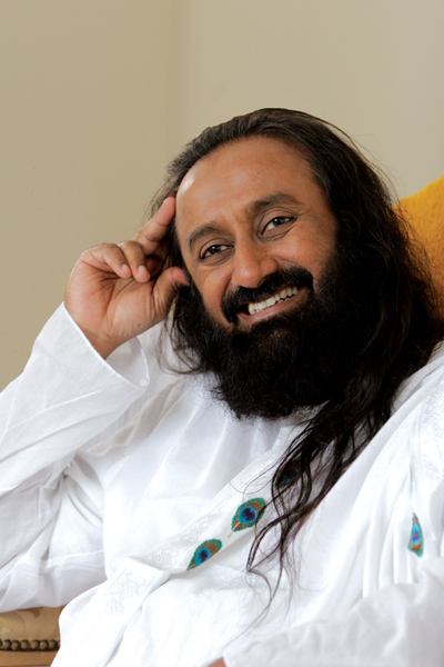 THE GOD WITHIN  By His Holiness Sri Sri Ravi Shankar