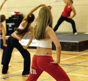 The many benefits of aerobics