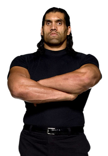 Great Khali in Big Boss 4