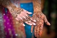 Mehndi and Sangeet