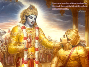 Krishna And Parth
