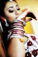 Shivani Weds Samir Photos Courtesy: Fine Art Productions