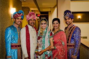 Shailee Marries Vivek Photos Courtesy: Zamana Lifestyles