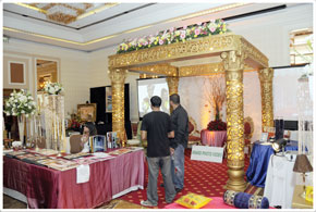MyShadi Bridal Expo 2012