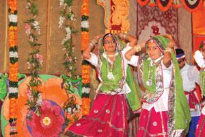Garba and Raas from Gujarat