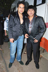 Krishna and Sudesh