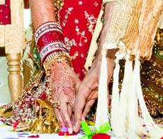 Kavita and Prashanth