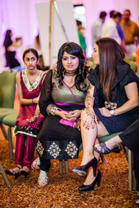 Nirjary Desai and her Client