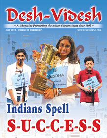 Desh Videsh July 2012 - Cover Story