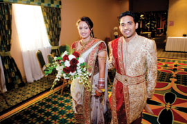 Anuradha and Avinash