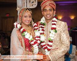 Anuradha weds Avinash