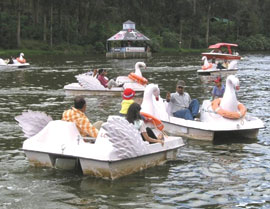 Ooty Boating