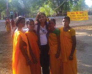 Arogya Sevika and Ritu
