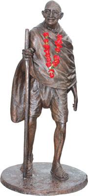 Statue of Mahatma Gandhiji