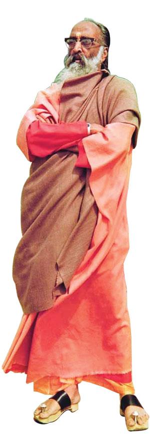 Swami Chinmayanandaji