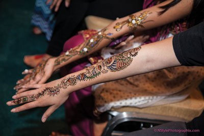 2012 Orlando Mehndi Competition