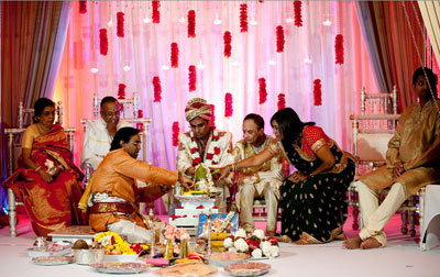 Marriage Ceremony for Kaveri Weds Baadal