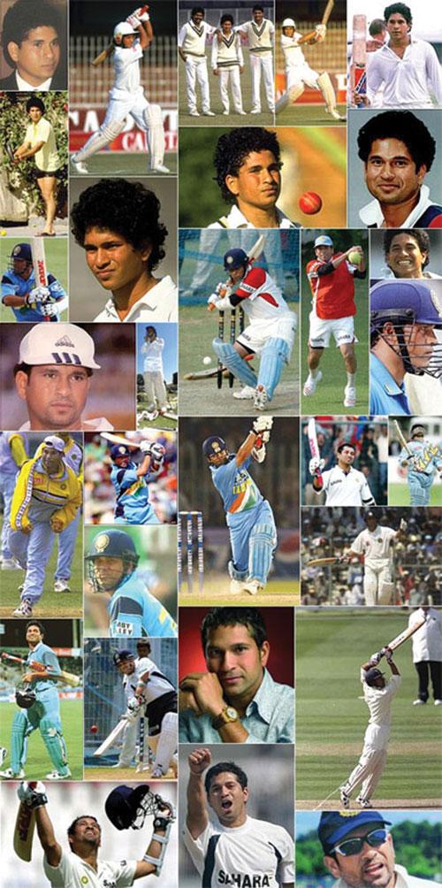 Cricket god sachin tendulkar
