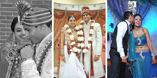 Ankita weds Dhimant