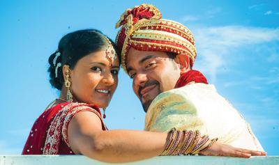 Rinita weds Pablo