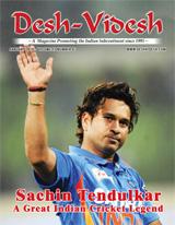 Desh Videsh January 2014 - Cover Story