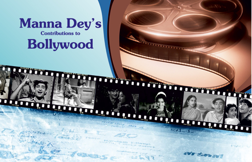 Manna Dey's Contributions to Bollywood