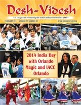 Desh Videsh February 2014 - Cover Story