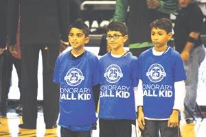 Boys Participants