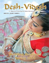 Desh Videsh March 2014 - Cover Story